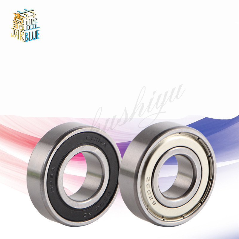 цена на 1pcs or 3pcs 6203 6203ZZ 6203RS 6203-2Z 6203Z 6203-2RS ZZ RS RZ 2RZ Deep Groove Ball Bearings 17 x 40 x 12mm High Quality