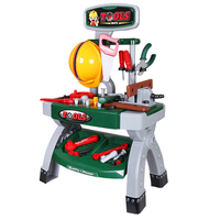 Baby Repair Tools Toy Children Tools Plastic Pretend Play table sets Multifunction Classic Toys Gift for kids