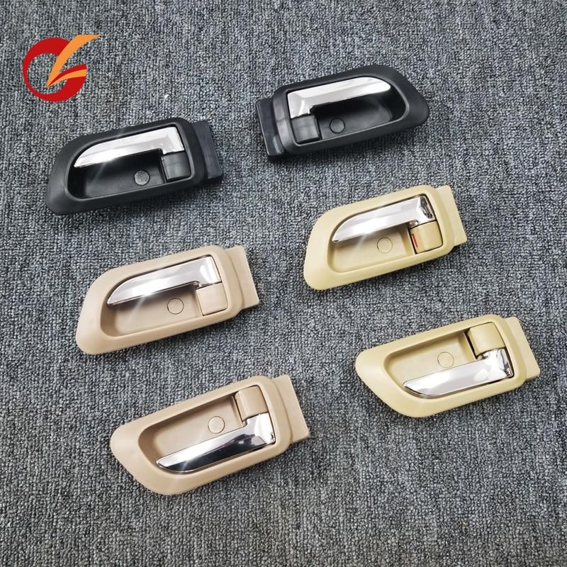 Utiliser pour la voiture chinoise grande muraille haval H5 poignée de porte X200 X240 poignée intérieure porte avant receveur ouvert ouvre-porte arrière