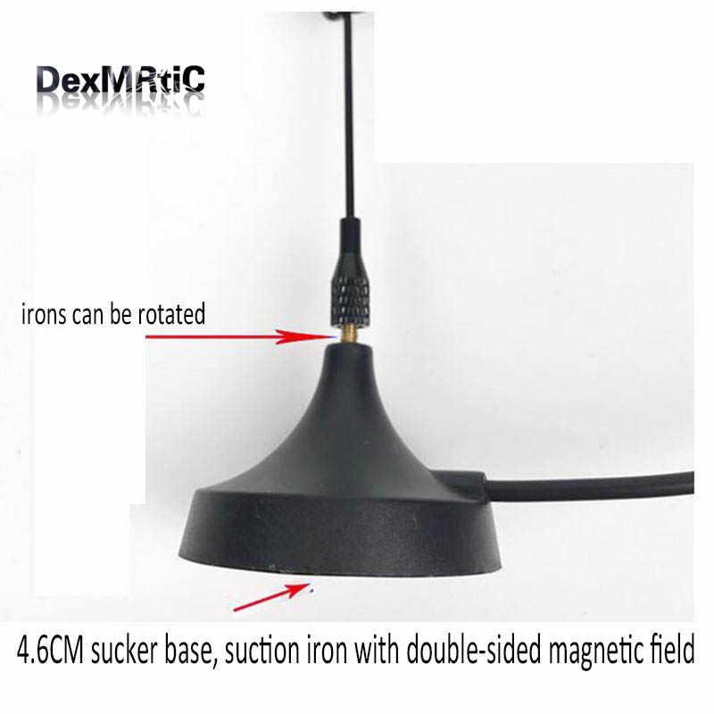 ユニバーサル車の Am/FM アンテナ磁気ベースで 2.8 メートルの延長ケーブルの自動 CD ラジオ卸売価格