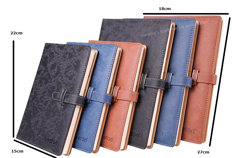 Filofax notebook Hardcover Frosted Schedule Filofax notebook Faux PU leather Fitted office planner/organizer binder A5 B5 notebook filofax mini