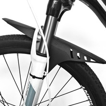 FETESNICE Latest Design Bicycle Mudguard Bike Fenders Fit For Mtb/Road Fat Tire  26, 27.5, 29 Plus Size bike