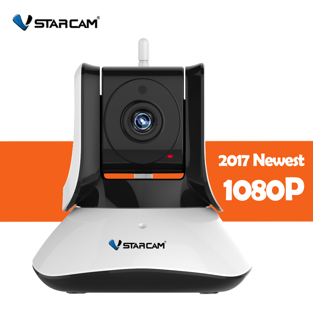 Vstarcam C21S HD 1080P 720P WiFi Video Surveillance Security Wireless IP Camera with Two Way Audio