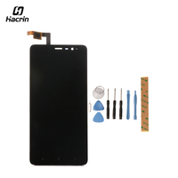 For Xiaomi Redmi Note 2 LCD Display Touch Screen With Tools Glass Panel Accessories Replacement For