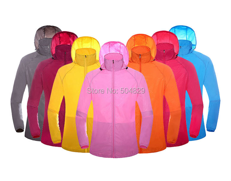 Hiking Clothings Camping & Hiking Loyal Wholesale Outdoor Waterproof Sports Cycling Clothes Running Sun Protection Clothing Long Sleeve Ultra-thin Riding Jersey Excellent In Cushion Effect