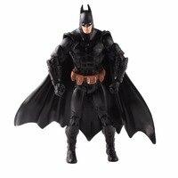 7 18CM The Dark Knight Movie Batman Superhero Action Figure Toy Collection Superhero Figures Robot Kids