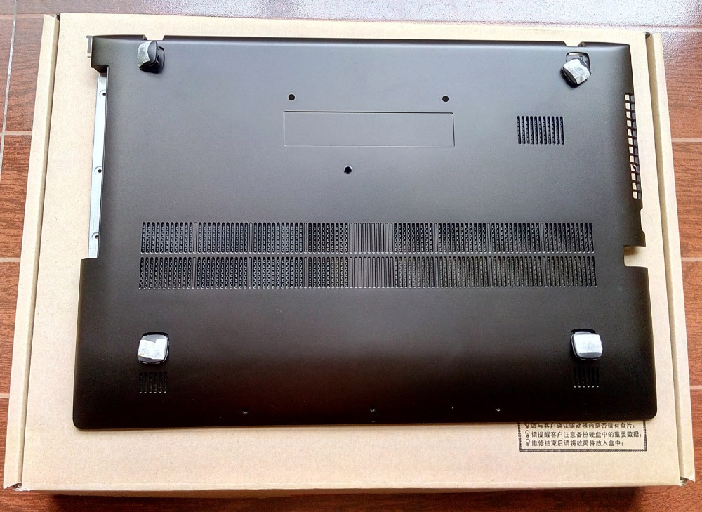 New Original Lenovo Ideapad Z510 Bottom Base Cover Lower Case Brown AP0T2000100 90204001 case cover for lenovo ideapad yoga 2 pro 13 13 base bottom cover laptop replace cover am0s9000200