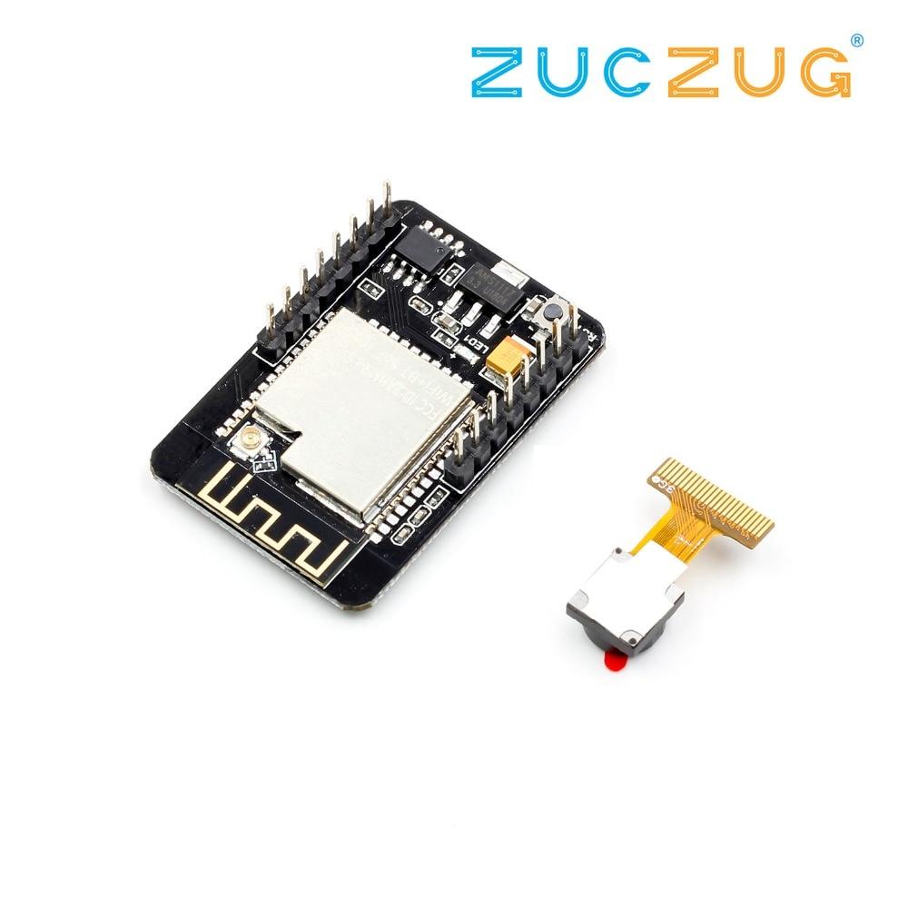 ESP32-CAM WiFi + Bluetooth Module Camera Module Development Board ESP32  with Camera Module OV2640