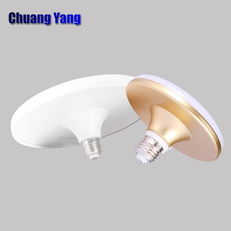 E27 Led Lamp Bulb 220v 15w 20w 30w 40w 50w 60w Smd 5730 Energy Saving Ufo Bright Bombillas 240v For Home Lighting Always Buy Good Light Bulbs