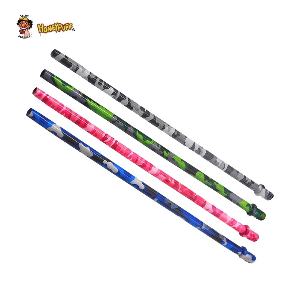 Camouflage Aluminum Alloy Hookah Handle Set Suit Most Shisha Chicha Nargile Silicone Hose Tube Hookah Pipes Accessories