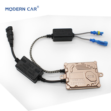 MODERN CAR Slim 1pcs 55W HID Xenon Ballast  Enhanced Canbus Replacement Electronic Digital Conversion Ballasts Error Free Canbus стоимость
