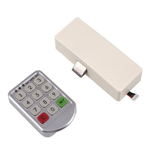 Código Fechaduras Gaveta Porta Número Da Senha Do Teclado Inteligente Eletrônico Digital