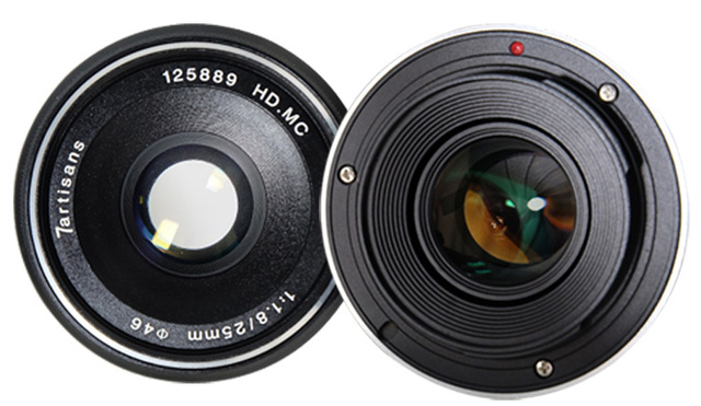 Manual Camera Lens with 12 Diaphragm Blades
