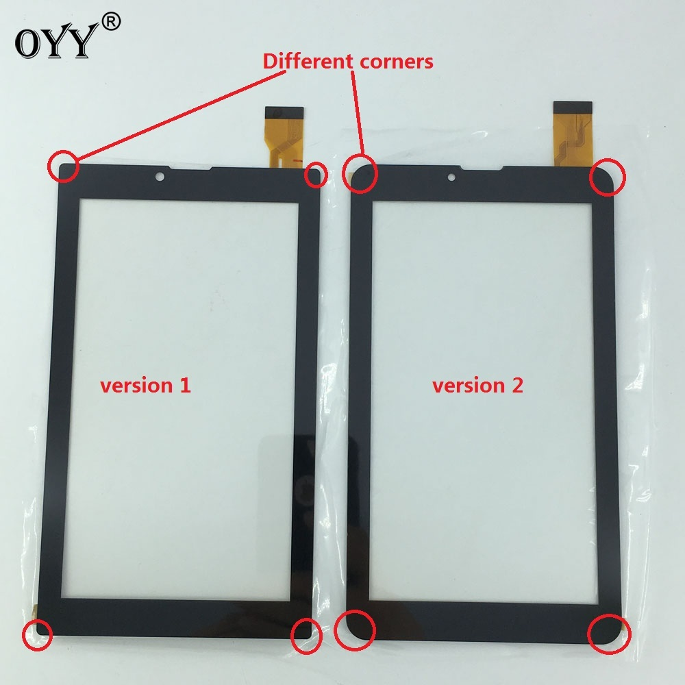 7'' inch Touch Screen Panel Sensor for Digma Optima 7.21 3G TT7021PG FPC-FC70S706-01 YLD-CEG7253-FPC-A0 new for 7 yld ceg7253 fpc a0 tablet touch screen digitizer panel yld ceg7253 fpc ao sensor glass replacement free ship