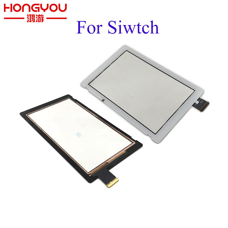 5Pcs Replacement Repair Original New Touch Screen Outer Plastic Panel Part For Nintendo Switch NS