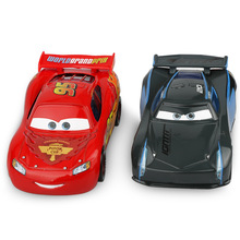 Disney Pixar Cars 3 Lightning McQueen Jackson Storm Mater Diecast Metal Birthday Christmas Toys Gift For Children Kids Boys