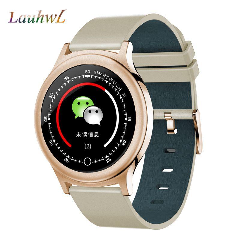 Q28 smart watch wasserdicht Passometer Schlaf erkennung Herz rate erkennung smart uhr männer Für smartwatch frauen sport armband-in Smart Watches aus Verbraucherelektronik bei  Gruppe 1