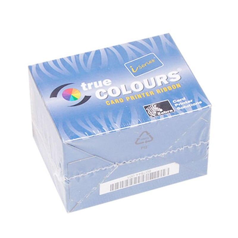 Ruban dimprimante Original 800014-945 bande de couleur de ruban pour imprimante de carte Zebra 800014-945Ruban dimprimante Original 800014-945 bande de couleur de ruban pour imprimante de carte Zebra 800014-945