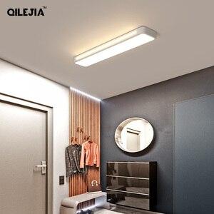 Image 2 - Moderne Led Decke Lichter Für Korridor Balkon für wohnzimmer schlafzimmer restaurant home rechteckigen decke lampe beleuchtung