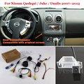 Back Up Reverse Camera Car Rear View Camera For Nissan Qashqai Juke Dualis 2007~2013 - RCA & Original Screen Compatible