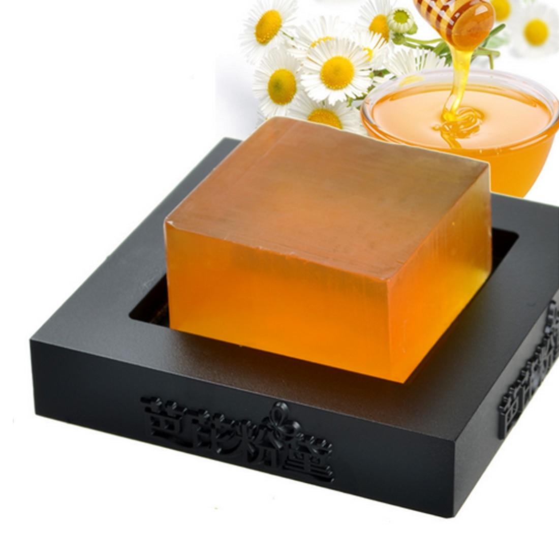 Hot Sale 100% HandMade Whitening Peeling Glutathione Arbutin Honey Kojic Acid Soap 100g