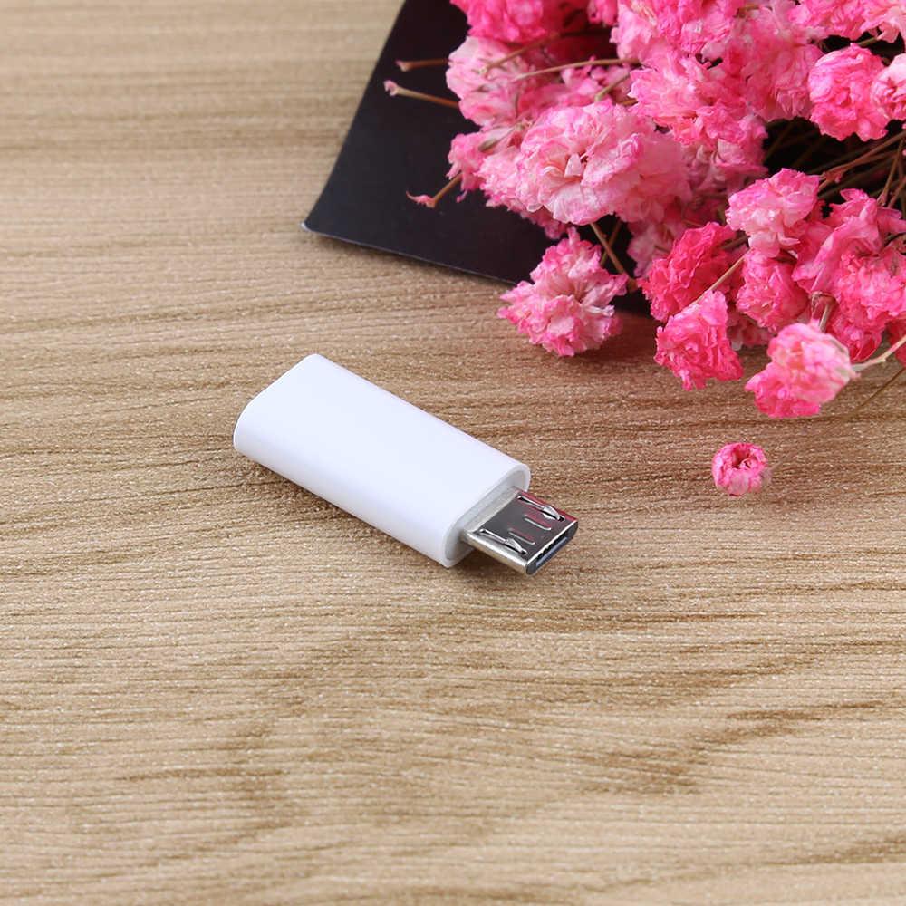 CatXaa Type-C TO Micro USB Android โทรศัพท์สาย Type C ADAPTER Fast Charger ข้อมูล Converter สำหรับ Xiaomi Huawei letv Samsung สาย