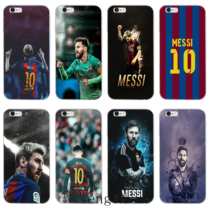 The King Lionel Messi 10 slim Ultra Thin TPU Soft phone cover <font><b>case</b></font> <font><b>For</b></font> <font><b>Samsung</b></font> <font><b>Galaxy</b></font> J1 J2 <font><b>J3</b></font> J5 J7 A3 A5 A7 2015 2016 <font><b>2017</b></font> image