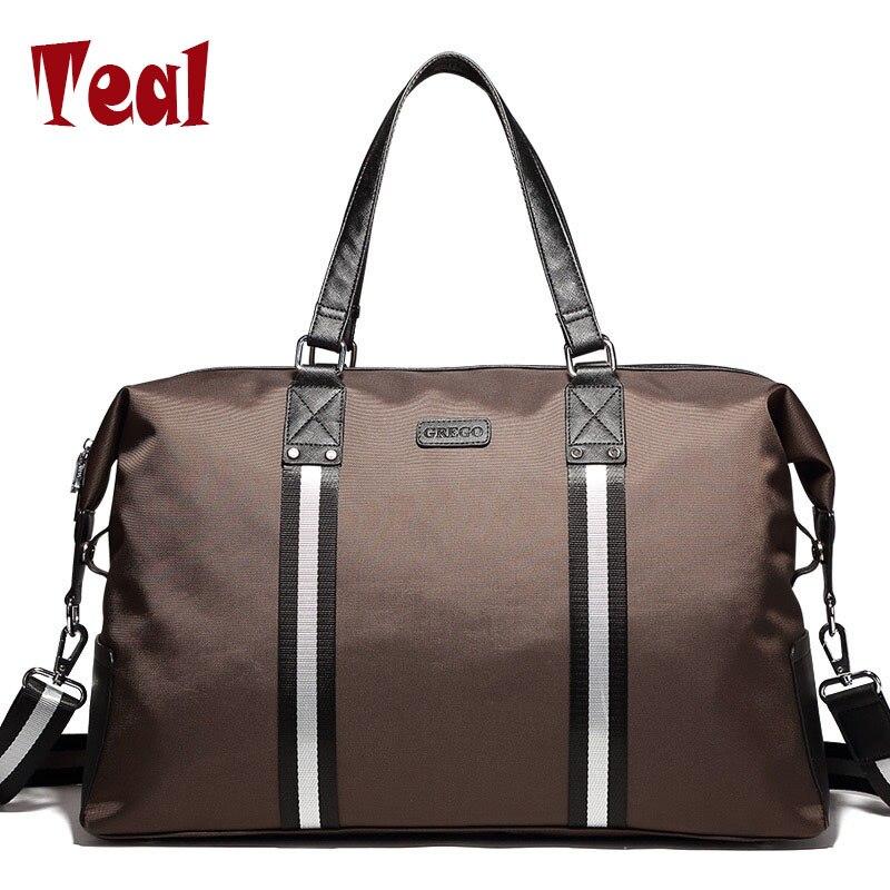 2018 new fashion Men Travel Bags for men Oxford Business bags Luggage Bag High-quality Large Capacity Travel shoulder bag стоимость