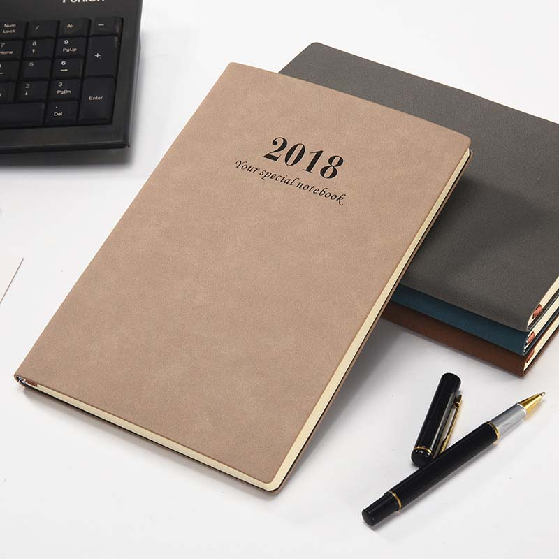 EZONE Vintage Notebook Creative Trends With PU Cover Sample Style ...