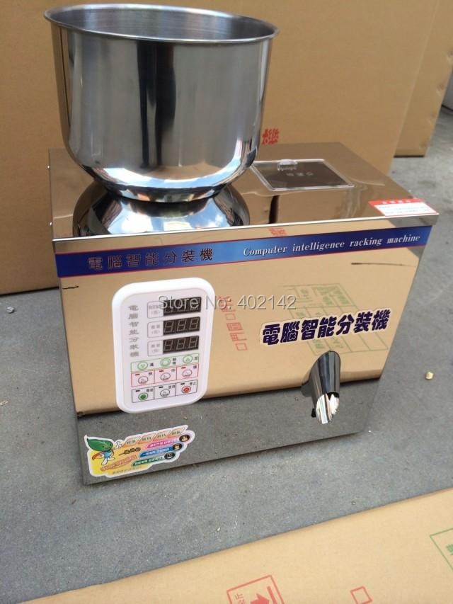 New type 2-50g tea packing machine,coffee bean powder filling machine pechoin 24 50g