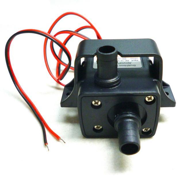 DC12V 280L//H Electric Mini Water Pump Brushless Motor Submersible for Aquariu✔XG