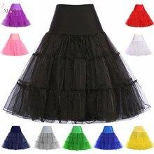 Retro Underskirt Bridal Wedding Petticoat Crinoline Short Tulle Skirt Jupon Mariage sottogonna Accessories