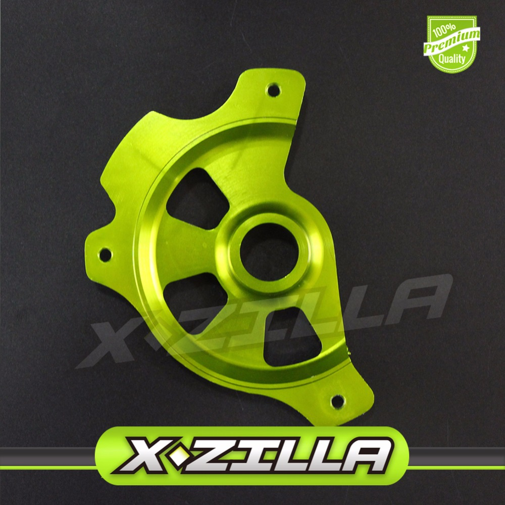 Front Brake Disc Rotor Guard Protector Cover For 125 200 250 300 530 SX SXF XC XCF EXC EXCF Dirt Pit Bike Enduro Motorcycle cnc motorcycle billet rear brake disc guard for ktm 125 530 exc exc f xc w xcf w 04 15 for husaberg te 125 250 300 2011 2014 d25