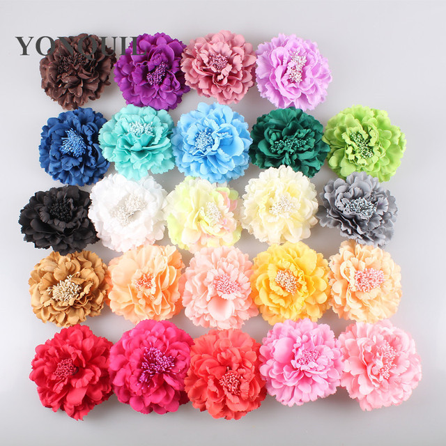 2017 fashion women silk flower hair clips for party wedding 2017 fashion women silk flower hair clips for party wedding fascinator hat millinery decor brooch and mightylinksfo