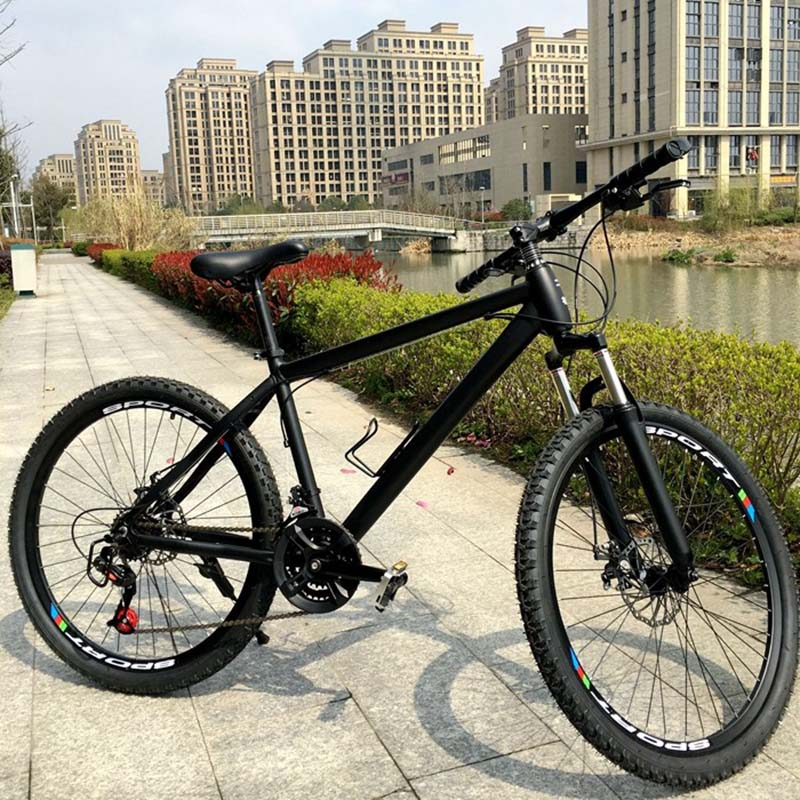 Good Quality Aluminum Alloy Material 21 Speed 26 Inch Exercise Bicycle Supplier Mountain Bike