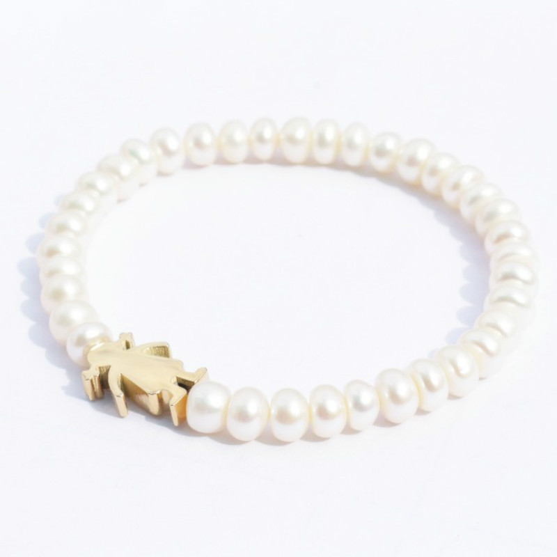 6mm Freshwater White Pearls...