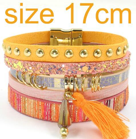 orange size 17CM