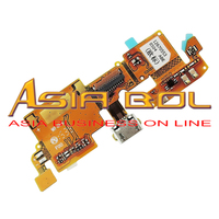 New USB Charging Dock Port Connect Ribbon Flex Cable Replacement Parts For ZTE Blade V6 X7 D6