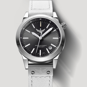 New Arrive YELANG V1010 Upgrade Version T100 Tritium Green Luminous Waterproof Lady Women Fashion Quartz  Watch Wristwatch