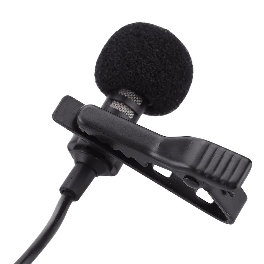 Marsnaska 3.5Mm Mini Microphone Recording K Song Phone Small Microphone Phone K Song Lapel Microphone
