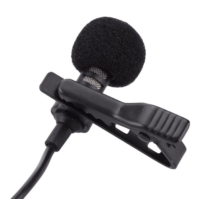 Marsnaska 3.5Mm Mini Microphone Recording K Song Phone Small Microphone Phone K Song Lapel Microphone