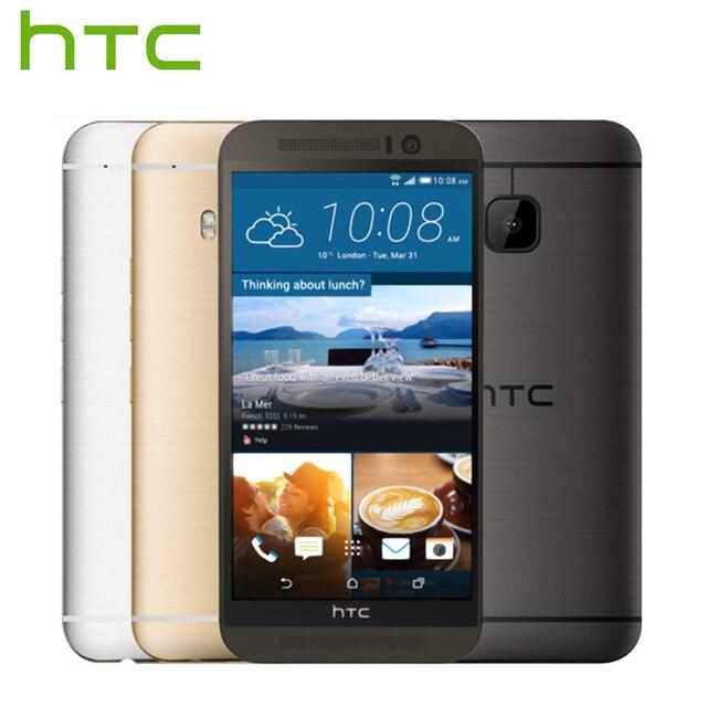 ЕС Версия HTC один M9 4 г LTE мобильный телефон Octa core 3 ГБ Оперативная память 32 ГБ Встроенная память 5.0 дюймов 1920x1080 двойной Камера 20MP 2840 мАч смартфон