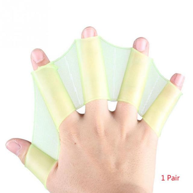 Frog Type Silicone Swimming Flippers