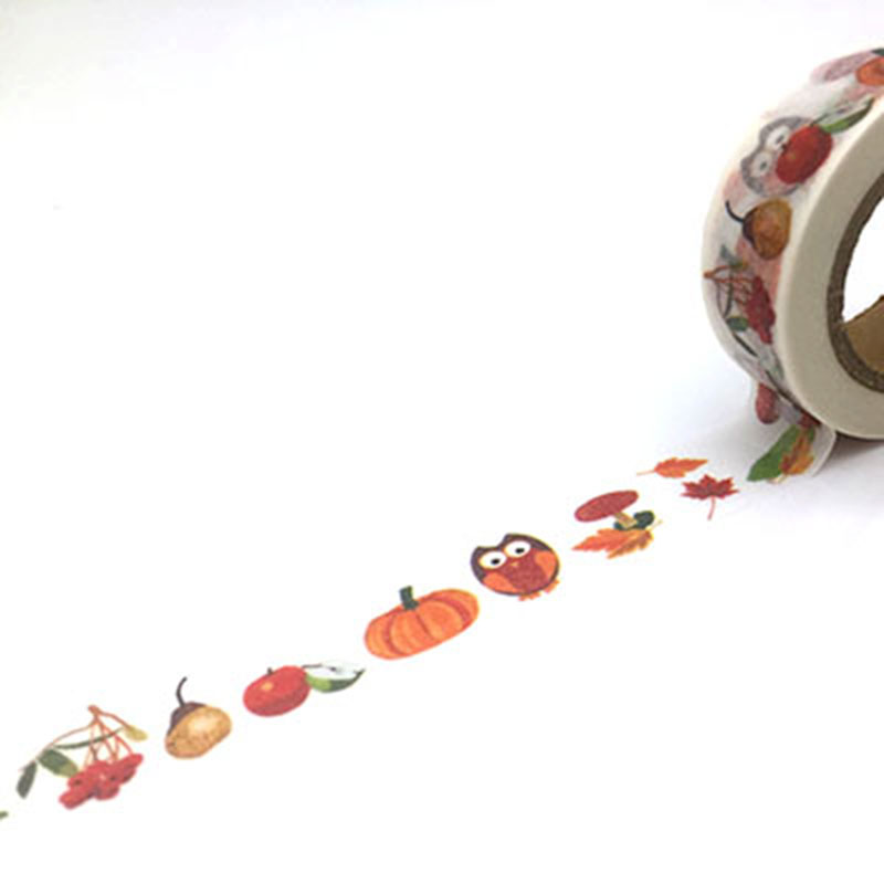 jiataihe cats washi tape sticker kawaii stationery halloween  hallow  tapes Adhesive tape