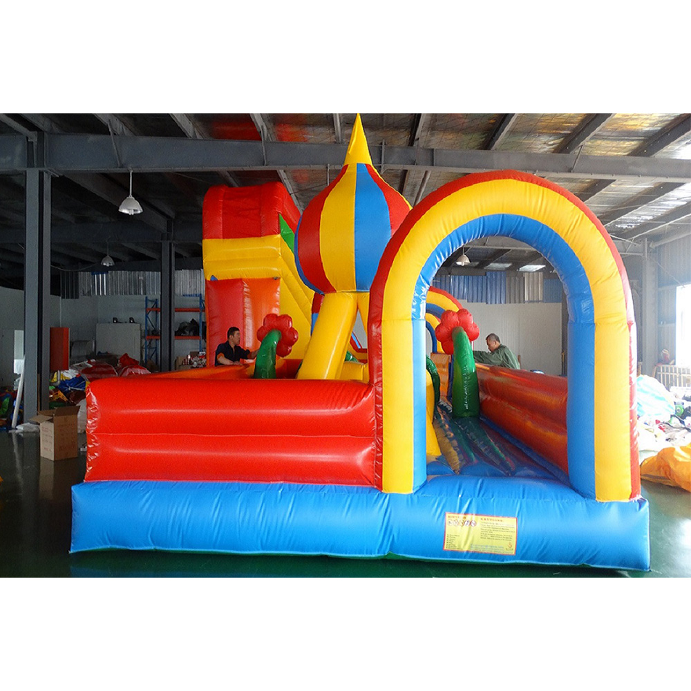 Detachable inflatable children's sports playground inflatable fun city