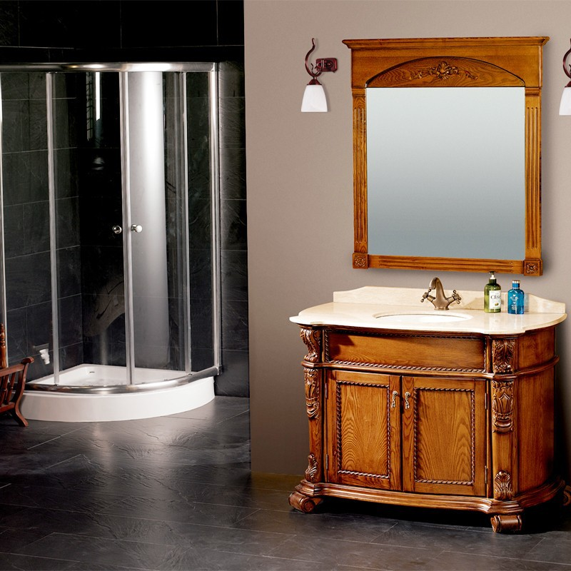 2015 new design bathroom cabinet/bathroom mirror cabinet/bathroom vanity cabinet