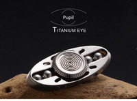 Limited Edition Eye Fidget Spinner Titanium Top Spinner Reduce Stress Increase Attention Toy To For