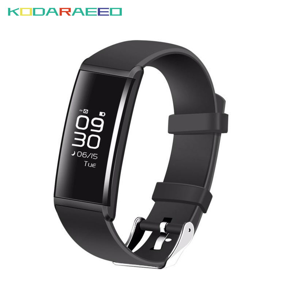 X9 <font><b>Bluetooth</b></font> Smart Band Fitness Bracelet Health Tracker Heart Rate Monitor Waterproof Pedometer Smart Wristband for Android IOS