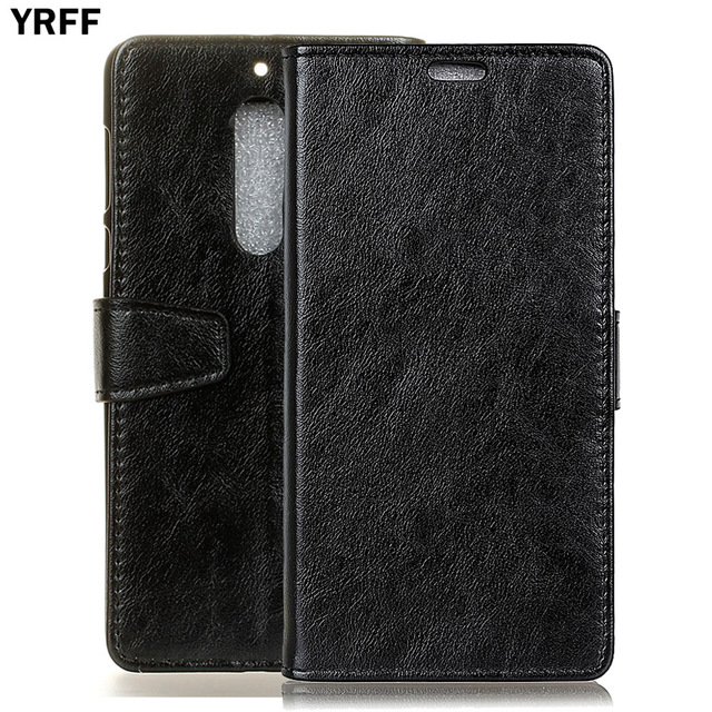 YRFF Fashion Classic Flip Leather Phone Cases Cover For WIKO TOMMY Case For WIKO View XL Wim Lite Wallet Case