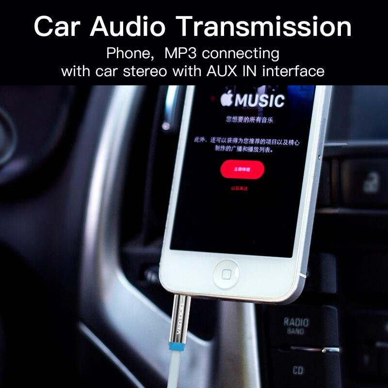 Tions 3,5mm Aux Kabel stecker stecker Audio kabel Flach 3,5 buchse ...